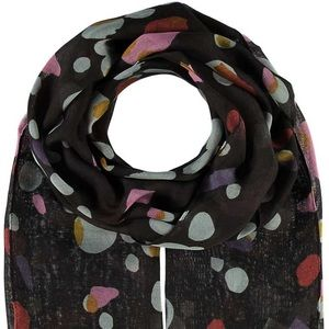 NWOT Abstract Pattern Scarf